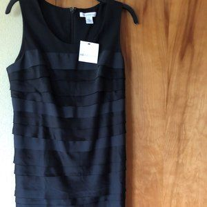 Liz Claiborne Women's Dressy Black Dress